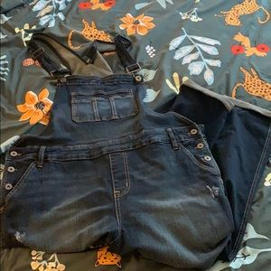 NWT torrid size 22 overalls